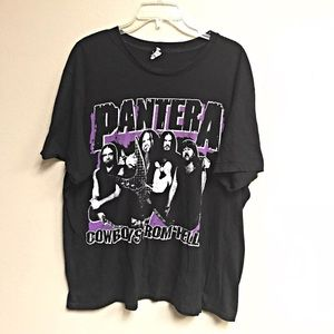 Pantera Cowboys From Hell Dimebag Darell T Shirt